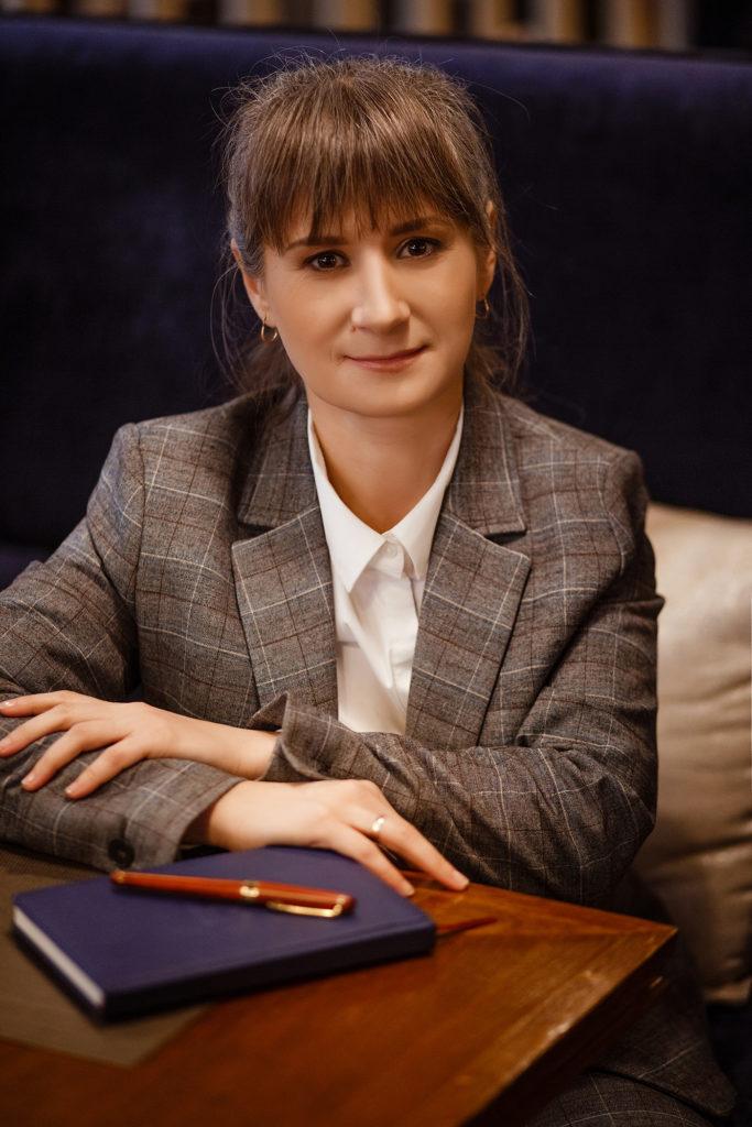 Надежда Сутягина Финансовый советник